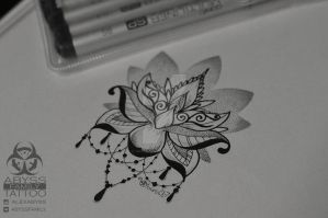 tattoo sketch by ABYSS-TAT-2S