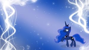 MLP: FiM - Luna - V5 by Unfiltered-N
