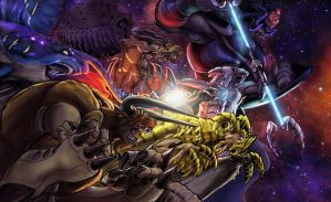 Gods at War by Deadpoolrus