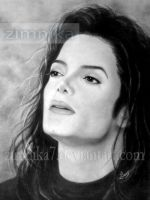 Michael Jackson. Stranger in Moscow by zimnika7