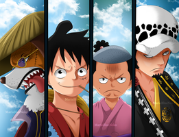 One piece cap920 by MariaBlueNeko