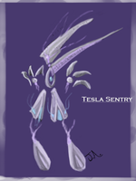 Tesla Sentry by Jane2Audron