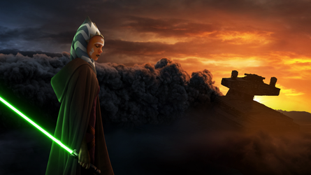 Star Wars - Whispers of the Past (Ahsoka Tano) by thetechromancer
