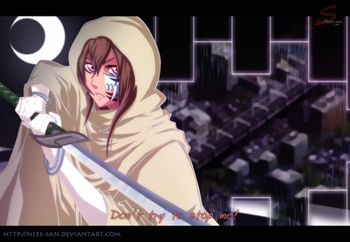 .: Bleach OC - Excape to Human world - V2 :. by Tsukineesan