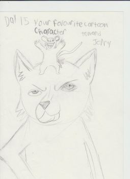 Day 15 Tom And Jerry by 4proar1st