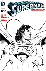 Death-and-Return Superman Sketchcover by tekitsune