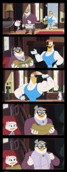 Ducktales Show-Off. NONE TEXTS by Atariboy2600