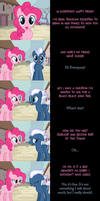 Pinkie Pie Says Goodnight: Good Night Glider by MLP-Silver-Quill