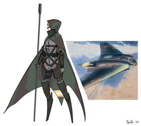 Horten Ho-229 by Just-TenTh