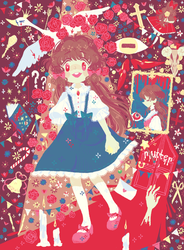 Happy Birthday Pocket Mirror!!! by jessilvania
