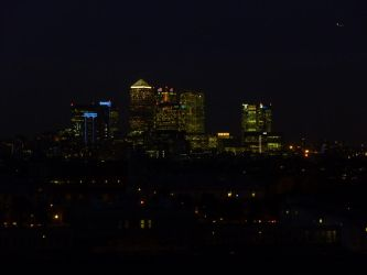 London at night by Lionpelt-66