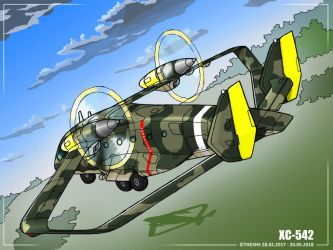 XC-542 by TheXHS
