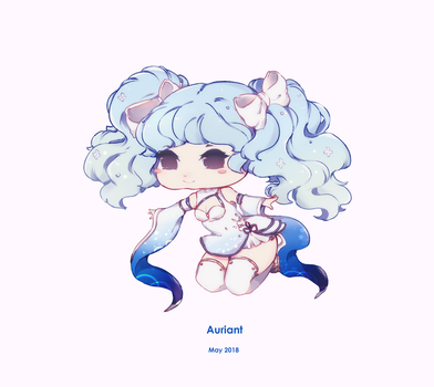 Chibi Design 01 by Auriant