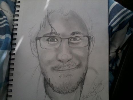 Markiplier by chaoticdeerspirit
