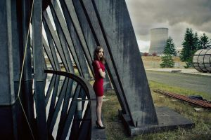 Cooling Tower by melannc
