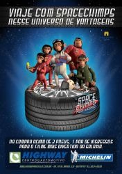 spacechimps highway-michelin by sphc