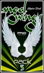 Angel Wings 5 PNG Stock by Alegion-stock