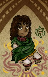 ORIA by Ying-silverfish
