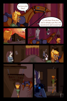 Catihorn Original Pages - Ch. 1 Pg. 15 by Epiale