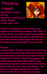 Phoenix Bio by LordTHawkeye