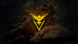 Pokemon Go Wallpaper Instinct by To4dd