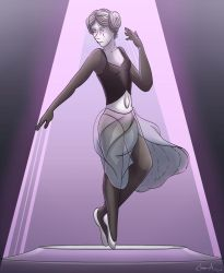 White Pearl by CleoArrow
