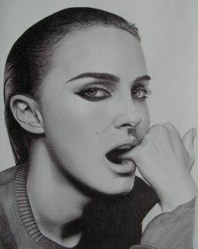 Natalie Portman by Marion84
