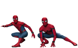 Spider-Man - Transparent by Asthonx1