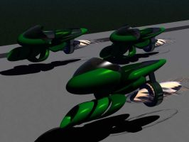 JetCycles by fromthemargin