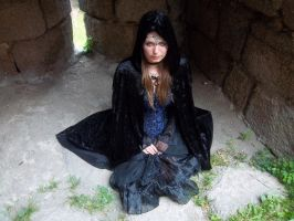 Celtic gothic stock 01 by Fiannart