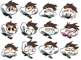 [BB] Donnie Chat Icons by Luunan