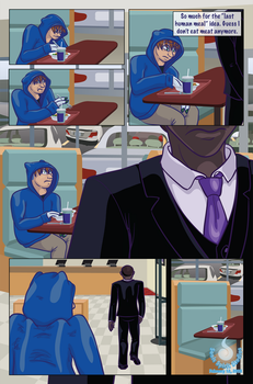 The New Normal - Prologue Page 2 by SonicSpirit128