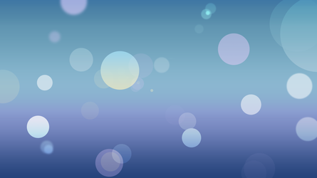 iOS 7 style desktop wallpaper by moozdeviant