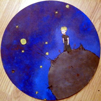 Le Petit Prince by AmineShow
