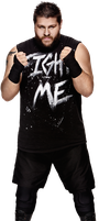 WWE Kevin Owens Render 2014 by Dinesh-Musiclover