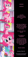 Pinkie Pie Says Goodnight: Summer Solstice by MLP-Silver-Quill