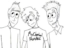 Green Day likes MCR by MusicalFire
