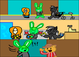 Are RP in comic form XD (Some of it) by Thazkid
