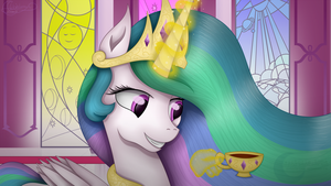 Cup of the Royal Tea by Victoria-Luna