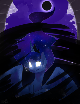 Neverending Night by EllaMRed