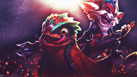 Kled - Wallpaper by Kuqs