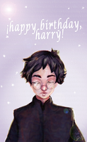 Happy birthday, harry by LuanneRare