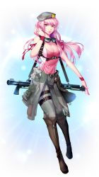 SS skin contest entry: Sniper Luka by tooaya