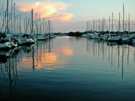 Calm Harbor 136779 by StockProject1