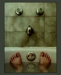 the tub tiles will listen by seraphim-hastur
