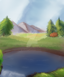 Background #1 by RicochetWolf