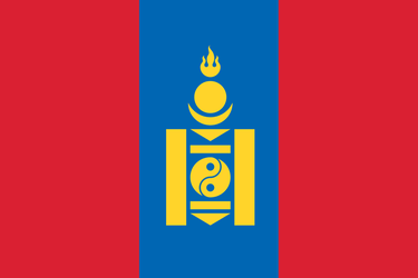 Flag of (ATL) Mongolia by ramones1986