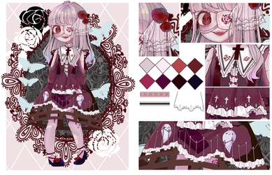Lolita girl (2) by noodle39