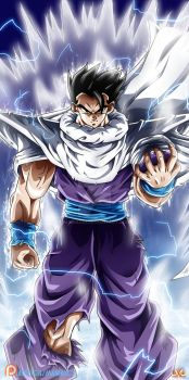 Ultimate Gohan by Maniaxoi