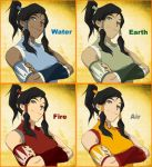 Korra: From Every Nation by 106Eli